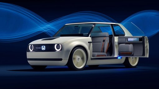 Honda previews 2019 electric car, showcases revenue opportunity for EV owners