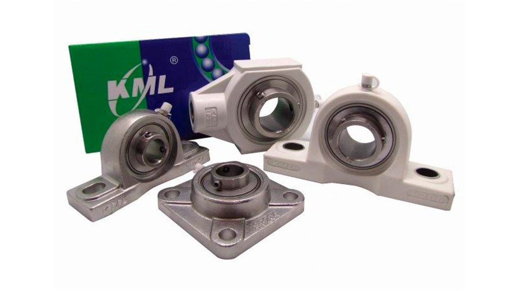 BI offers mounted, unmounted bearings and housings from KML