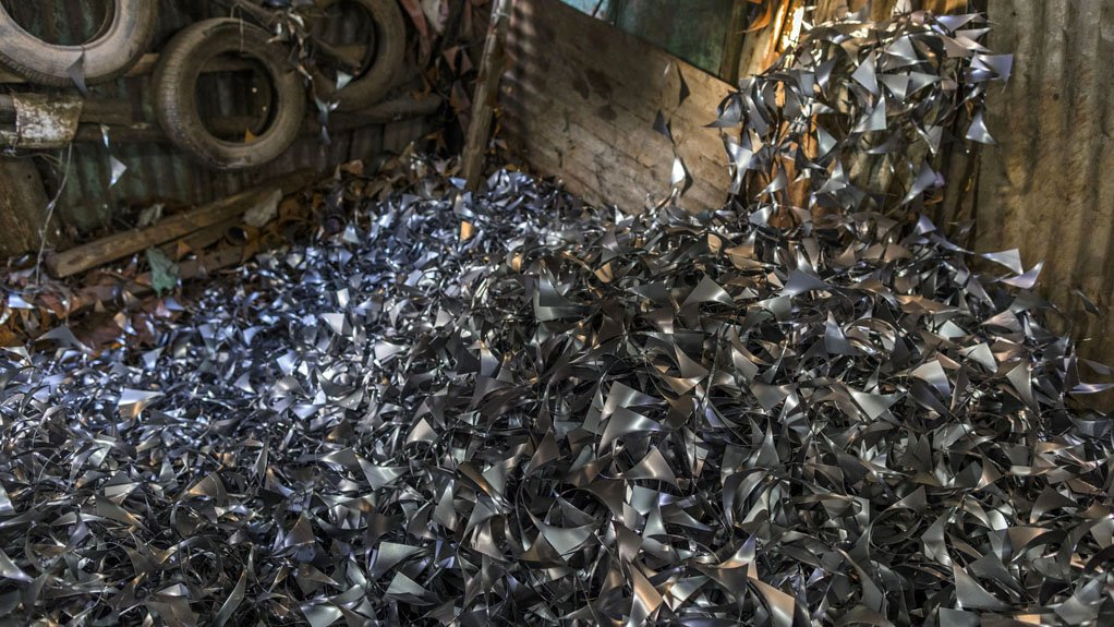 RISK FACTOR  Illegal scrap exports reduce the locally available scrap pool