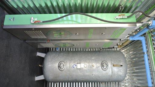 Nitrogen generator offers Zambian mines extended tyre life
