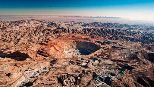 Cerro Verde mine, Peru