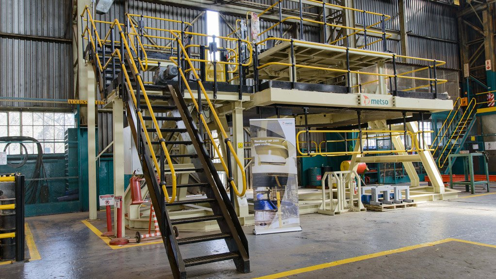 Vereeniging manufacturer offers new milling, crushing solutions