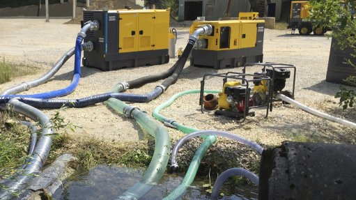 Supplier extends  pumps offering