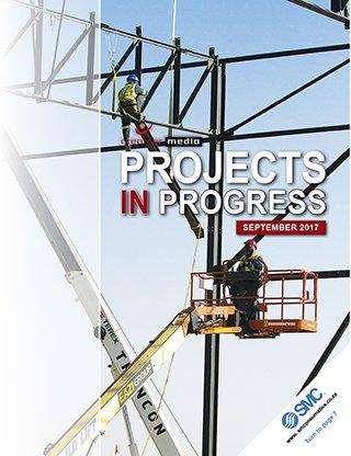 Projects in Progress - September 2017