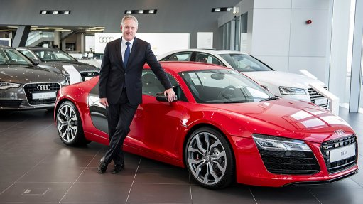Poor macro economics acting as 'handbrake' and 'roadblock', says Audi's Hill