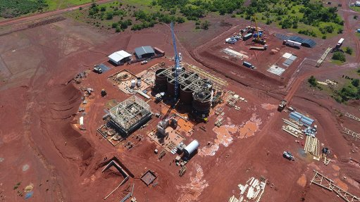Construction progresses at Hummingbird's Yanfolila gold project