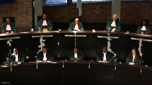 English will be only language of record in courts - Mogoeng