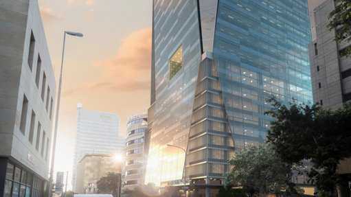 Construction starts on new R500m office tower development