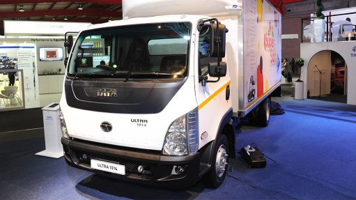 Tata trucks 'must be bigger' in South Africa, says Brand