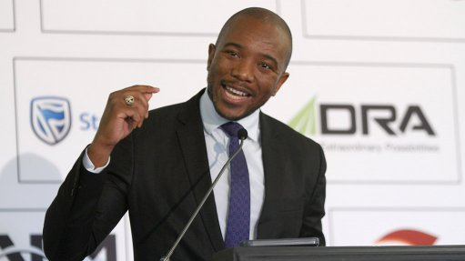 Rip up charter, provide tax incentives, back junior miners – Maimane