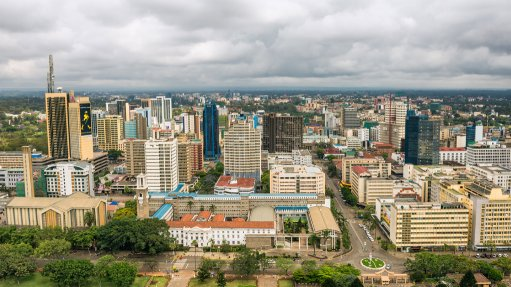 STRATEGIC BASE With several of Turner & Townsend's multinational clients based in Nairobi, the city was an obvious choice for the location of a new hub