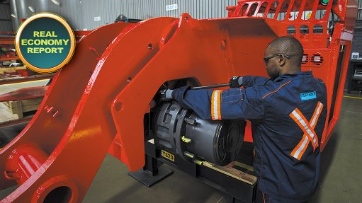 Sandvik establishes R15-million local production facility