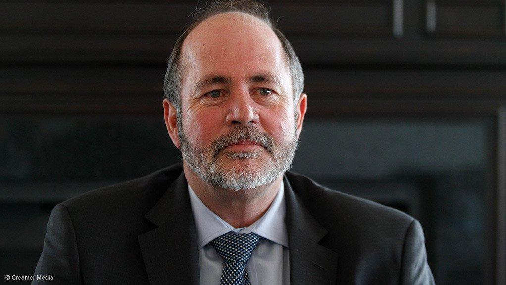 DBCM CEO Phillip Barton