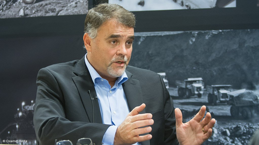 South African mining industry still not spending enough on R&D