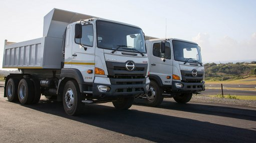New 500 series to grow Hino SA's market share significantly, says Trautmann