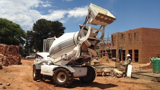 Pan Mixers South Africa