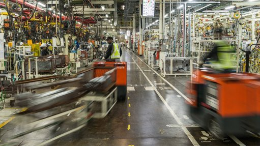 Toyota halts production, reports 'unprecedented flooding' at Durban plant