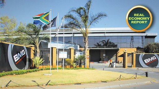 BMG launches R400m World site facility in Gauteng