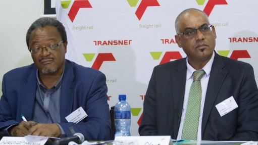 R20bn Swazi Rail Link being prepared for presentation to investors before year-end