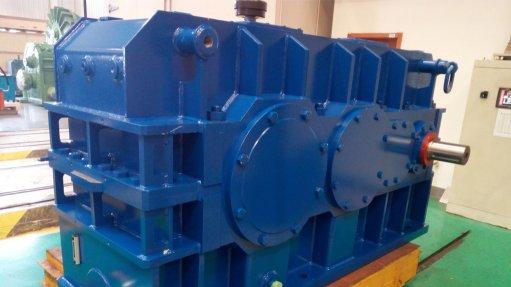 Energy efficient motors used for Mpumalanga chrome conveyor system