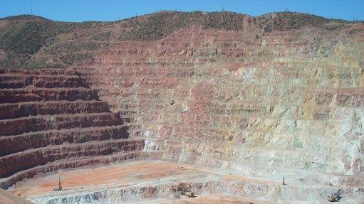 Morenci mine, US