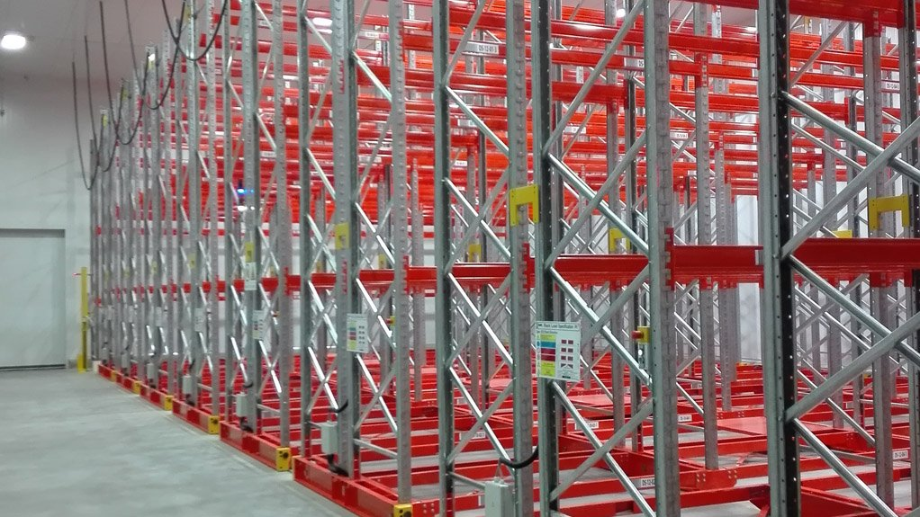 CUSTOMER INFLUENCE Increased need for high levels of automation from industry has led to the implemention of the mobile racking storage solution