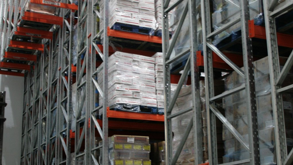 AUTOMATED STORAGE Being aware of the influence of technology in warehousing and storage has allowed Acrow to adapt to changes within the industry