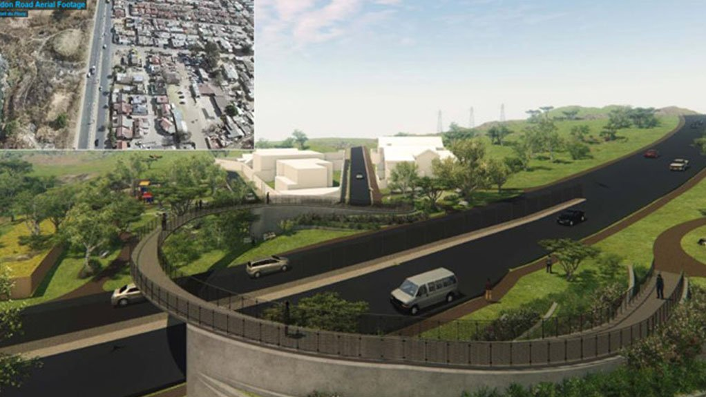 ROADMAP  Royal HaskoningDHV's new project management solution, the iReport, used interactive data to communicate information to stakeholders for the Vincent Tshabalala Pedestrian Bridge project