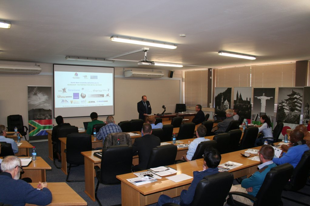 Workshop: The pertraction metal refinery