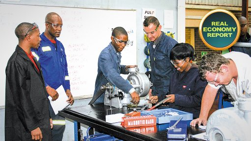 Training college sees intake of more than 600 students