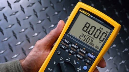 Handheld ProcessMeter enables in-field valve  positioner checks