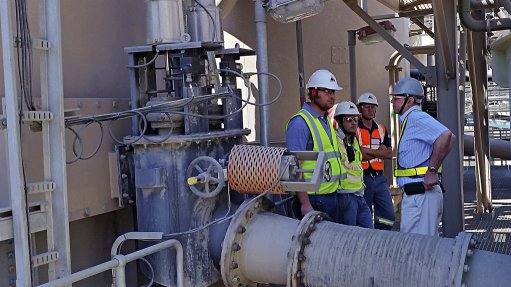 Dart valves, samplers  enhance mineral processing plant efficiency