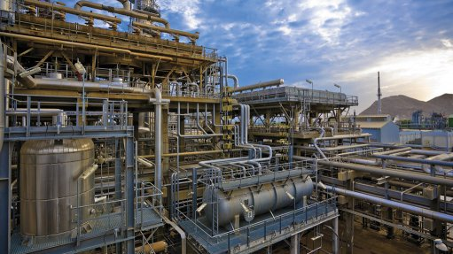 SOHAR REFINERY Orpic is undertaking strategic growth projects including the Sohar Refinery Improvement Project and the Liwa Plastics Industrial Complex