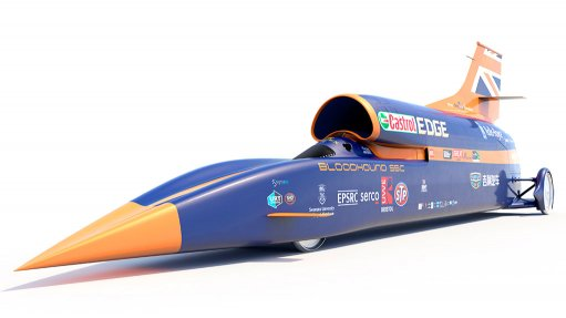 Bloodhound makes successful 200 mph run in the UK