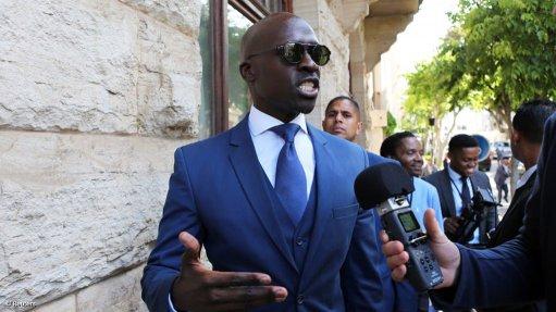 Finance Minister Malusi Gigaba