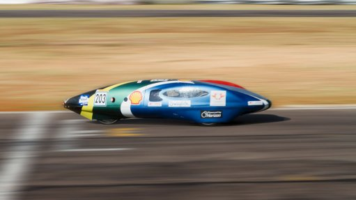 ECO-MARATHON Fostering an energy efficient-conscious mind-set among students is the first step towards embracing energy efficiency
