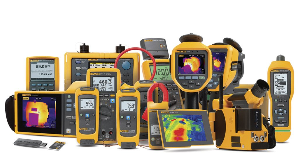 INSTANT INFORMATION Measurements obtained from Fluke Connect enabled tools can be viewed simultaneously at the inspection site and from an off-site location