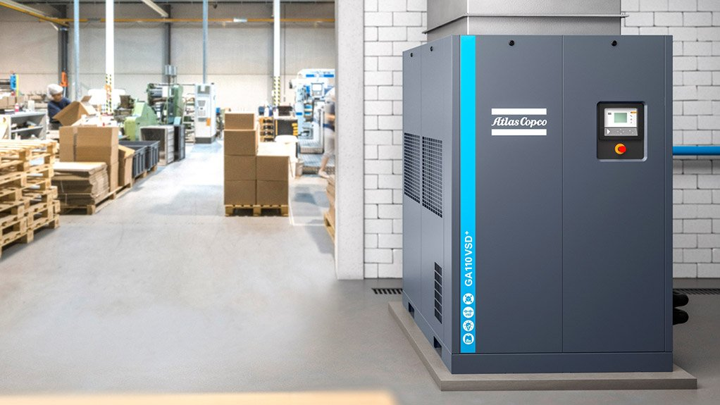 Energy savings halved with Atlas Copco's 4th generation VSD+ compressors