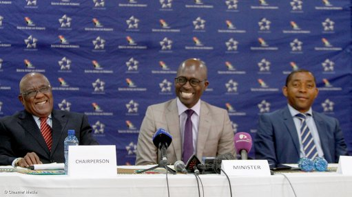 New SAA leadership team promises to take airline 'back from the brink'