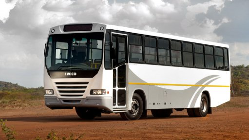 PARKING THE BUS  Next Grace Investments' depots enables buses and trucks to refuel and park at the facilities, while drivers have access to food and shower facilities