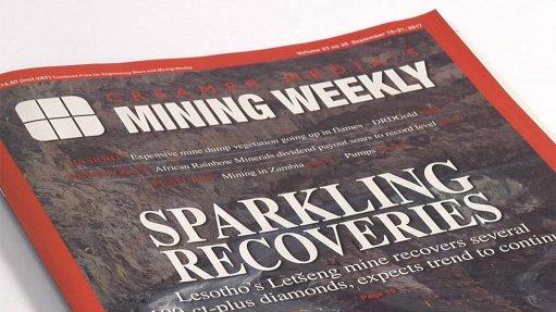 Mining Weekly Print Magazine