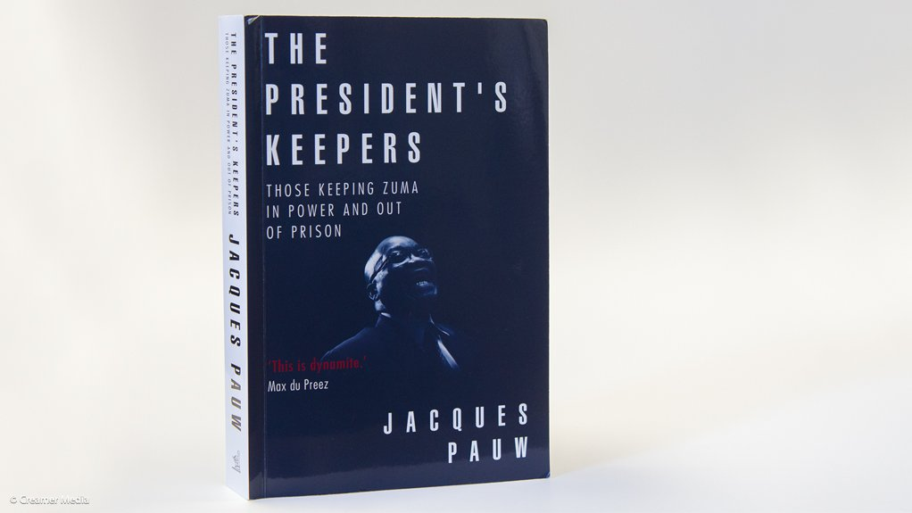 Hawks investigate leak of classified information used in Jacques Pauw book