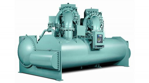 YD CENTRIFUGAL CHILLER The chiller ranges in capacity from 5 300 kW to 21 100 kW