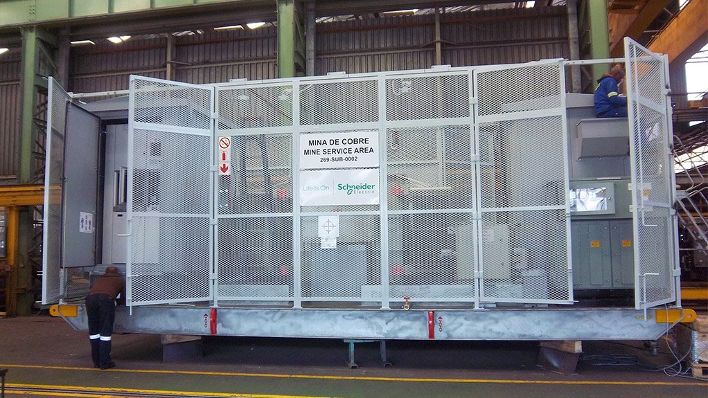 Parnis Completes Skid-Mounted Substations For Panama