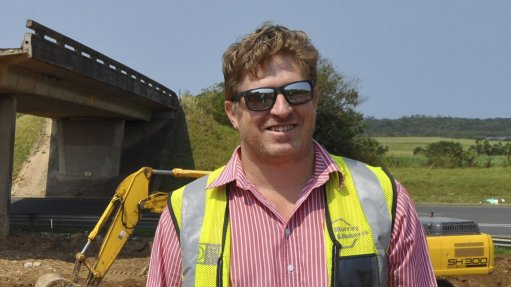 Construction firm forges ahead on N2 road, bridges