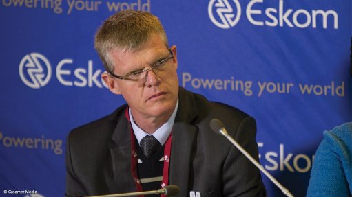 Eskom admits liquidity is 'not at desired levels'