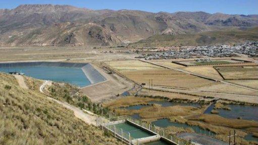 Orcopampa mine, Peru