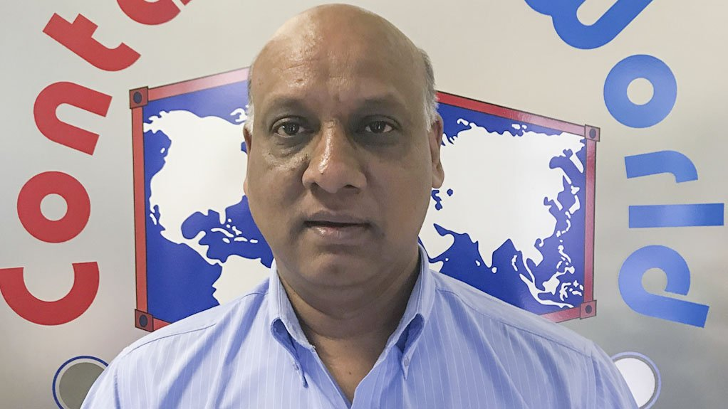 DARREN SINGH New markets are seen as an exciting opportunity for Container World