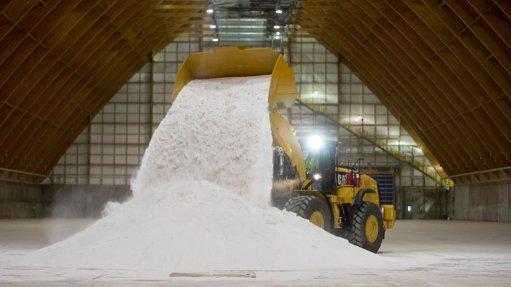 German minerals firm K&S lifts Q3 earnings, adjusts Canada mine ramp-up
