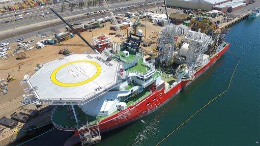 De Beers JV starts planning construction of largest offshore diamond mining vessel